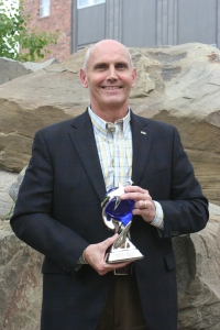 2014 Distinguished Service Award Recipient Rick Reisig